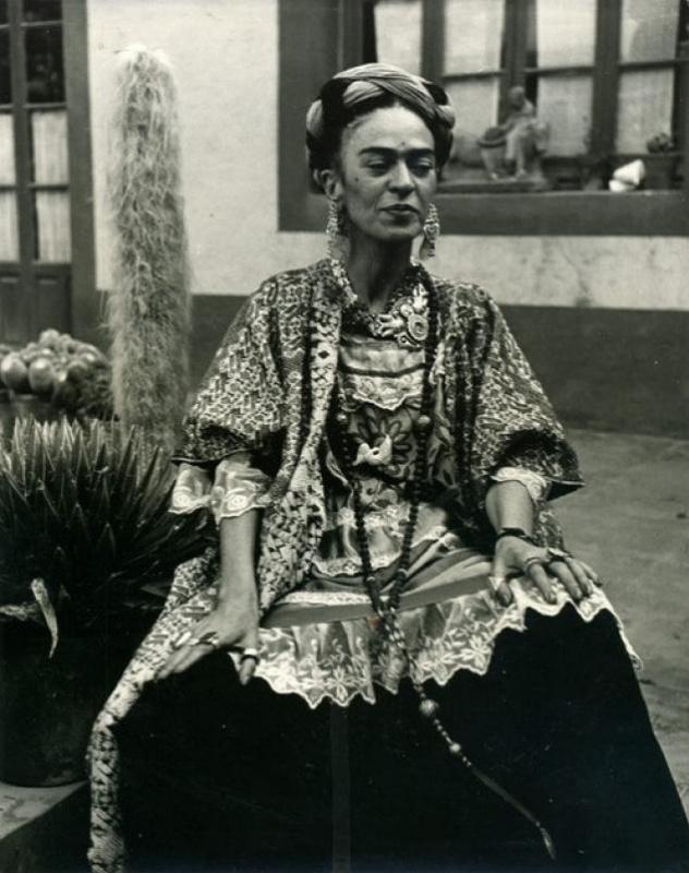 Фрида Кало: жизнь, боль, триумф - грандиоззная выставка в Риме
