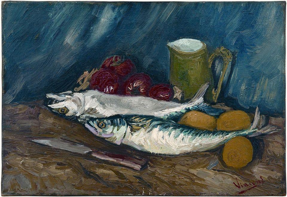 Хороший улов: «поддельный» натюрморт Ван Гога может оказаться оригиналом