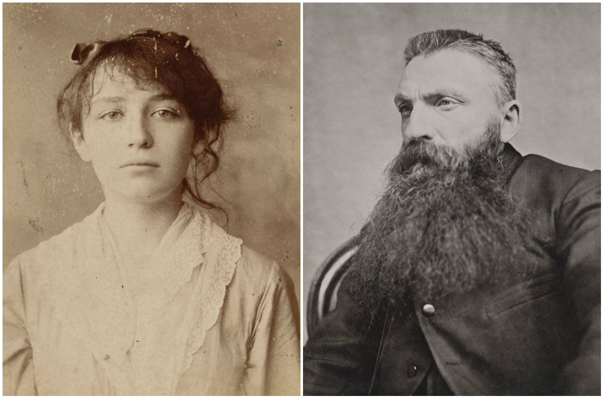 Love story: Auguste Rodin and Camille Claudel