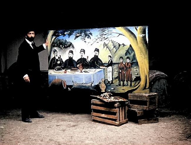Фильм «Пиросмани»: советский артхаус в грузинском стиле