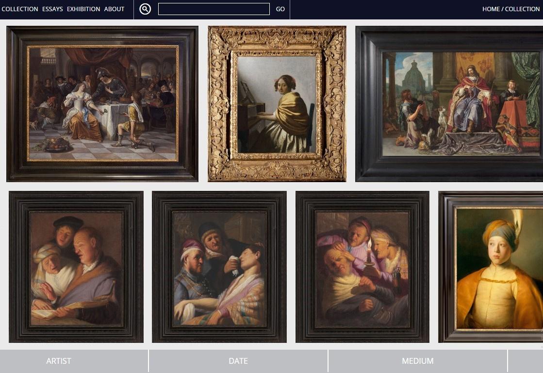 Лейденская коллекция: объявлены подробности о предстоящих выставках в Москве и Санкт-Петербурге