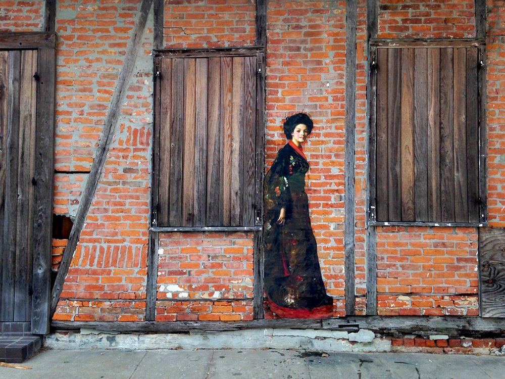 «Вылазки»: глобальный арт-проект выносит картины из музеев на улицы
