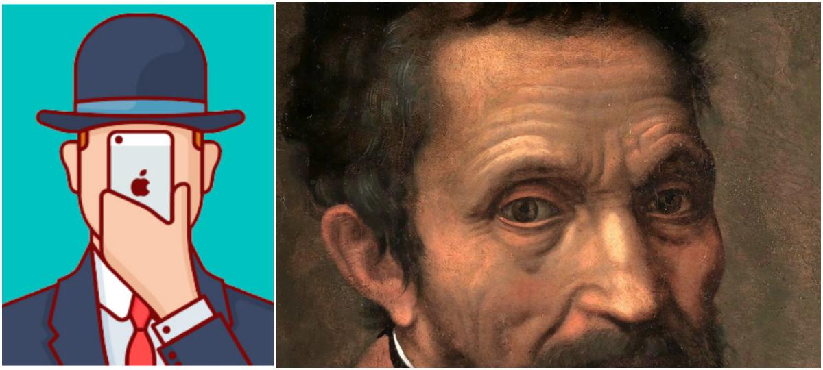 Подкаст Артхива: истории из жизни Микеланджело