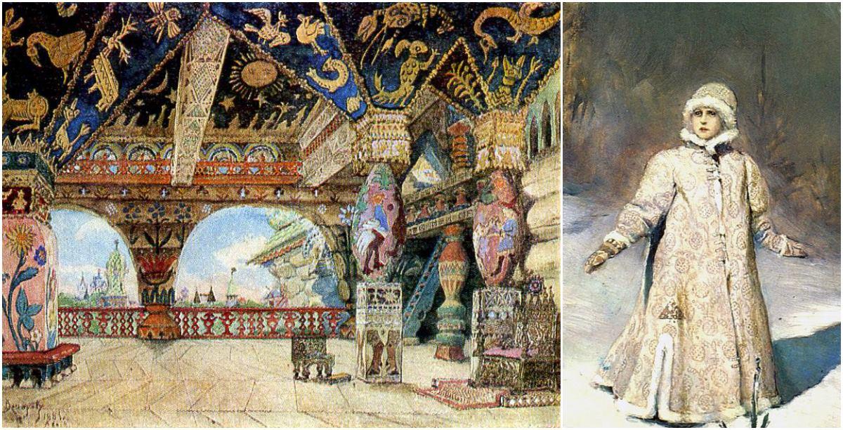 Штрихи к портрету Виктора Васнецова: шесть историй о вдохновении, сказках и волшебстве, времени и пространстве, боге и детях
