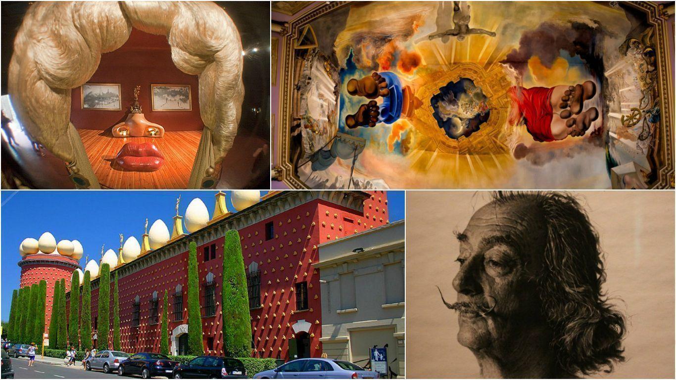 15 фактов о Театре-музее Сальвадора Дали к фильму о последнем шедевре гения