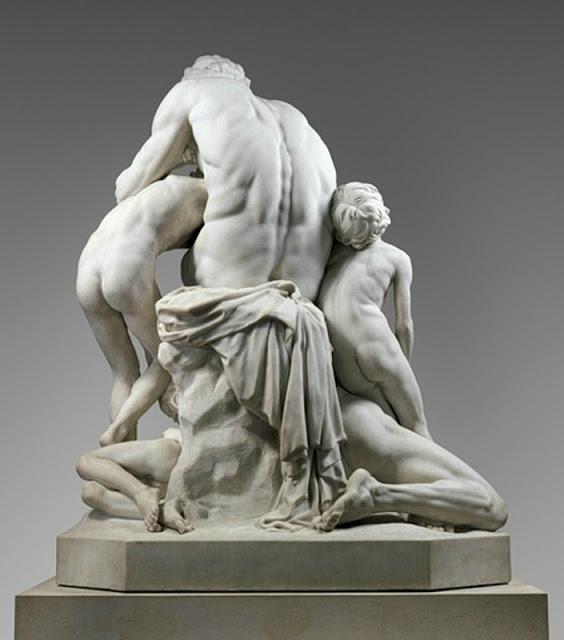 «Скульптор Империи» - Жан-Батист Карпо в музее Орсе