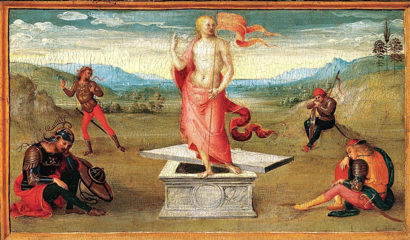 Метрополитен-музей получил иск за Христа-блондина на картинах XVI века