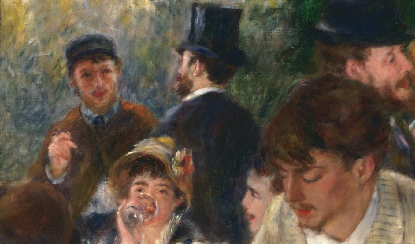 Шарль Эфрусси - одессит с картины Ренуара