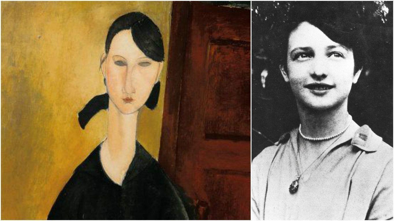 Портрет кисти Модильяни за $42,8 млн: неизвестная история Полетт Журден