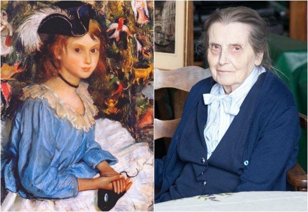 Ушла из жизни художница Екатерина Серебрякова - дочь и любимая модель Зинаиды Серебряковой