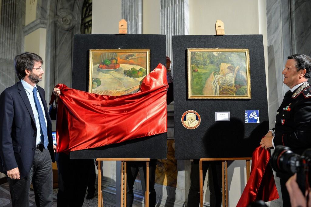Пенсионер из Италии признан владельцем картины Гогена, украденной из квартиры в Лондоне