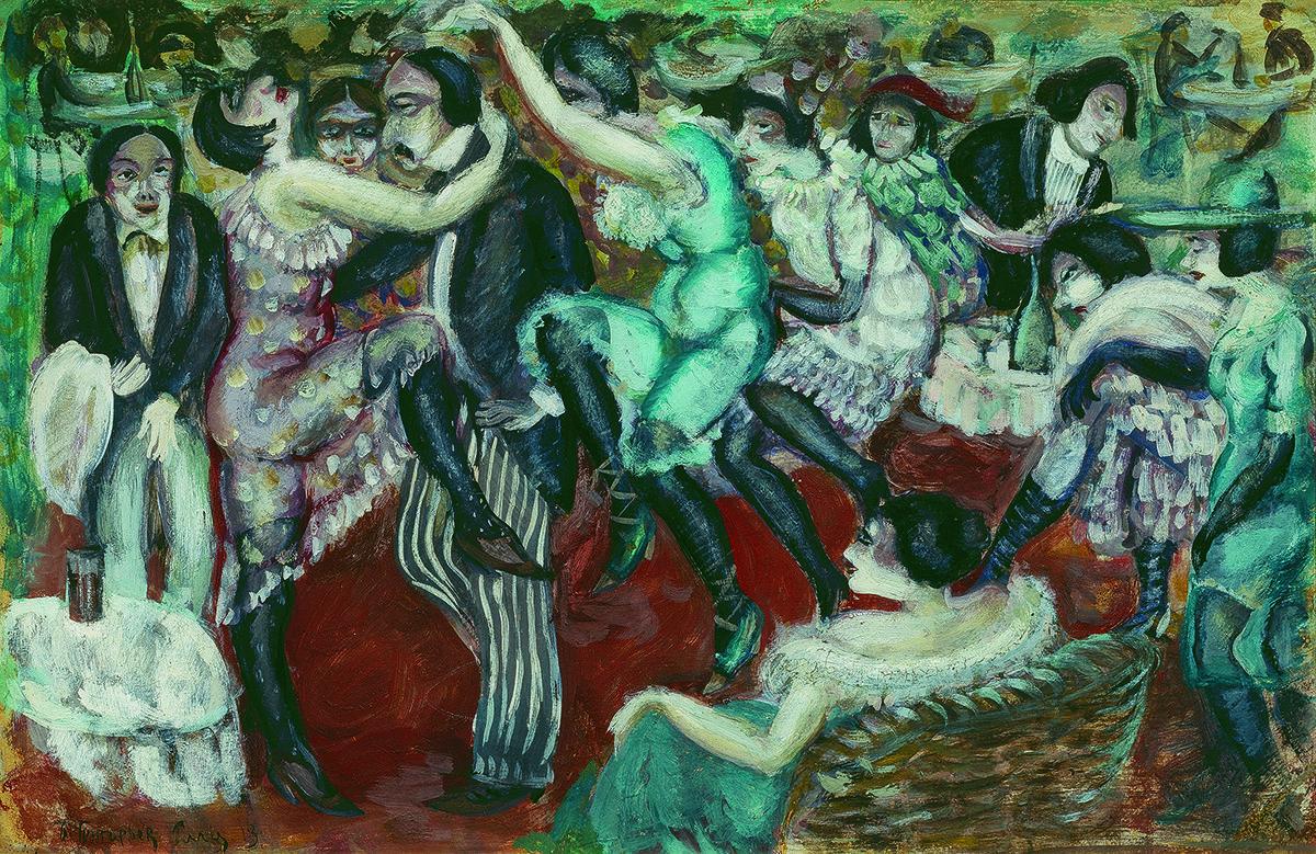 Модернизм 1907 – 1917: в США впервые за пять лет проходит крупная выставка русских художников