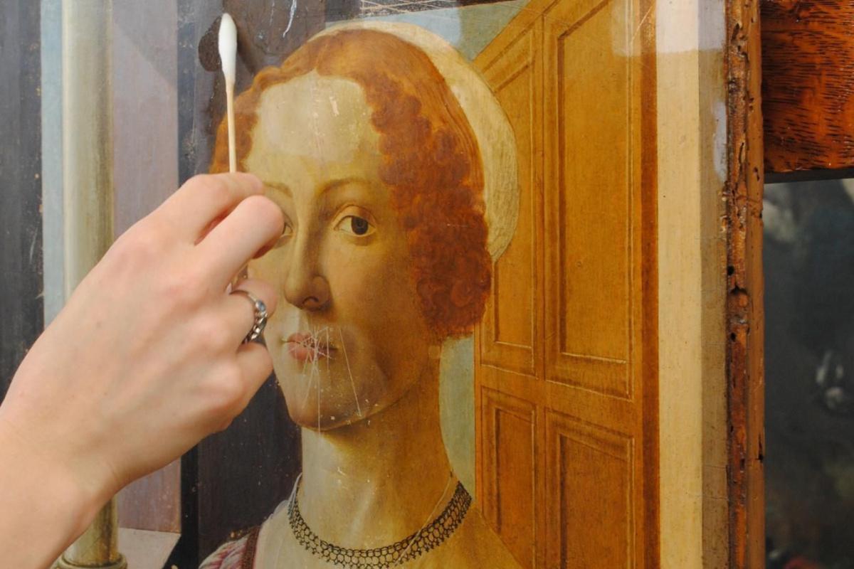 Натурально рыжая: новые исследования рассеяли мифы вокруг портрета кисти Боттичелли