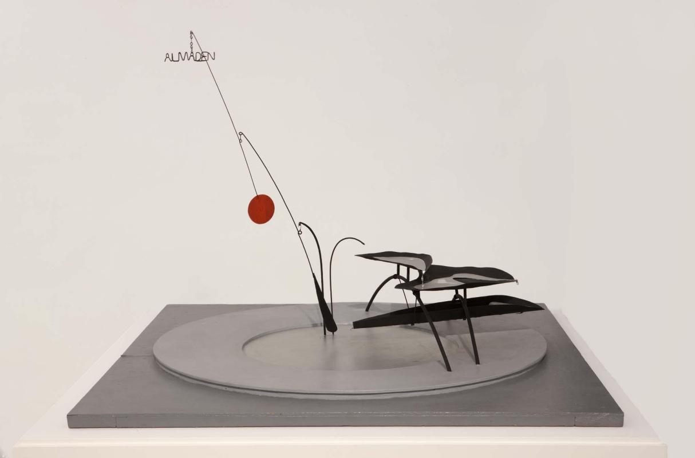 Alexander Calder. Mercury Fountain. 1943