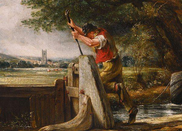Сегодня Sotheby's продаст пейзажи Рембрандта, а в декабре – любимую работу Констебла