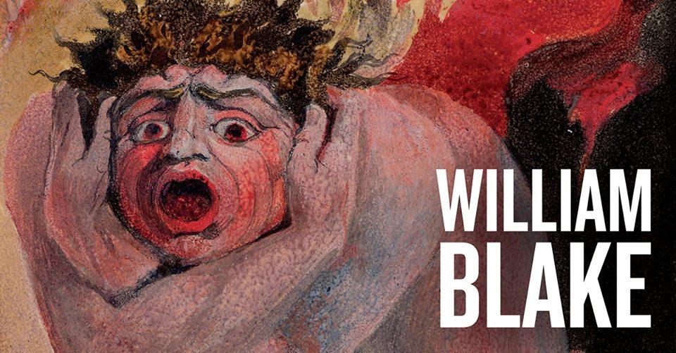 Английский гений «Уильям Блейк: Ученик и Мастер». Видения философа – бунтаря открывает ретроспектива в Англии
