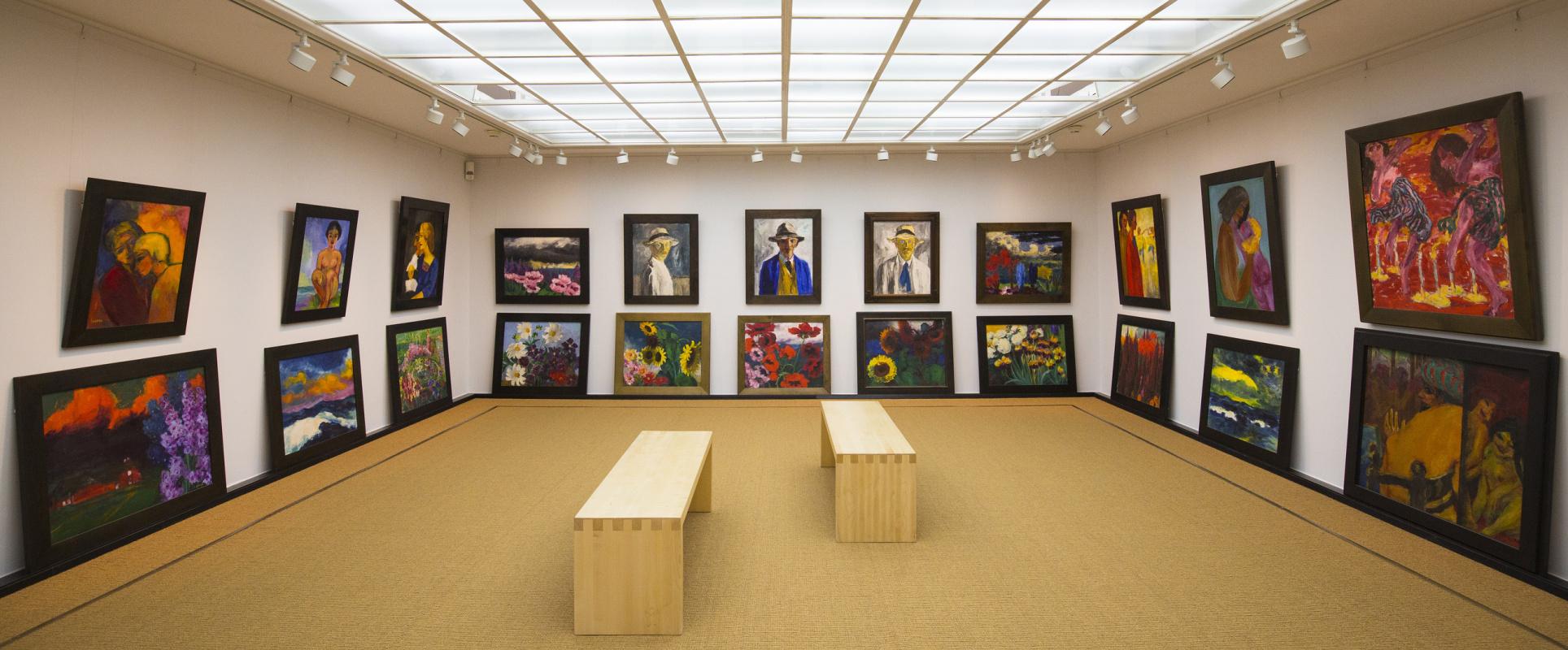 Восемь домов знаменитых художников, которые они сами спроектировали