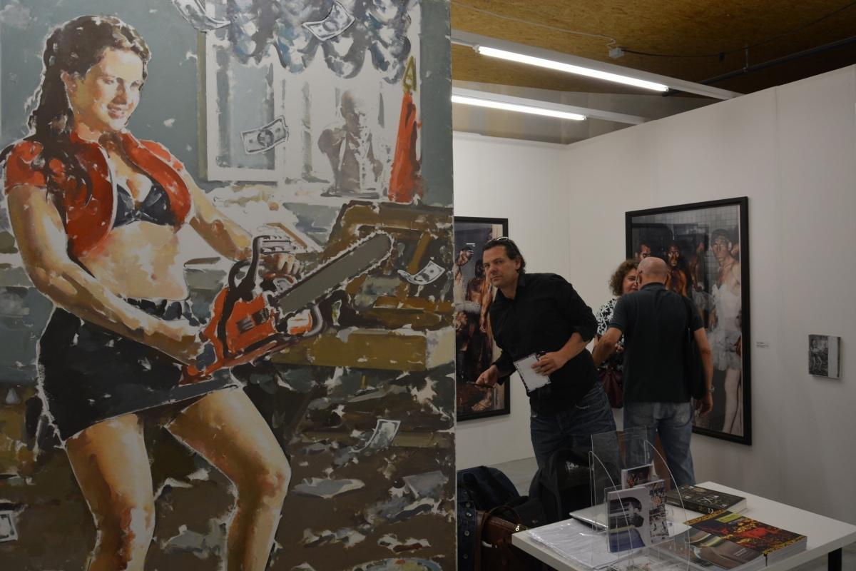 """Art Basel и юбилейная VOLTA : """"младшая сестра""""  в авангарде совриска - в чем сила, арт?"""
