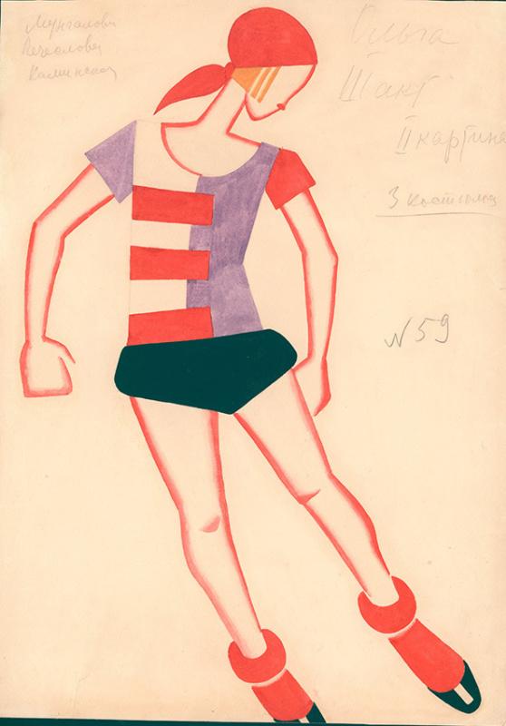 Питер в Лондоне: эскизы и фотографии запрещенного в СССР балета - на выставке в британской столице