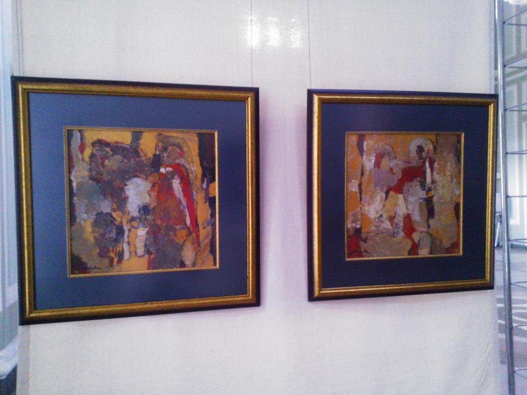 Выставка закарпатского художника Золтана Мички в Киеве. Как нарисовать вечность?