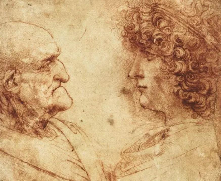 История любви в картинах. Леонардо да Винчи и Салаи