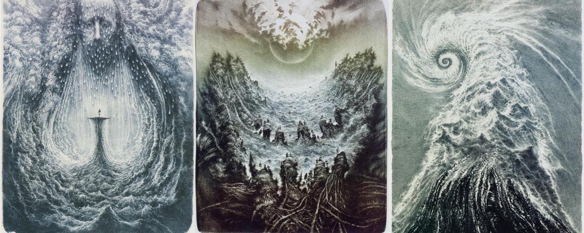 Альбин Бруновский: мастер фантастического реализма