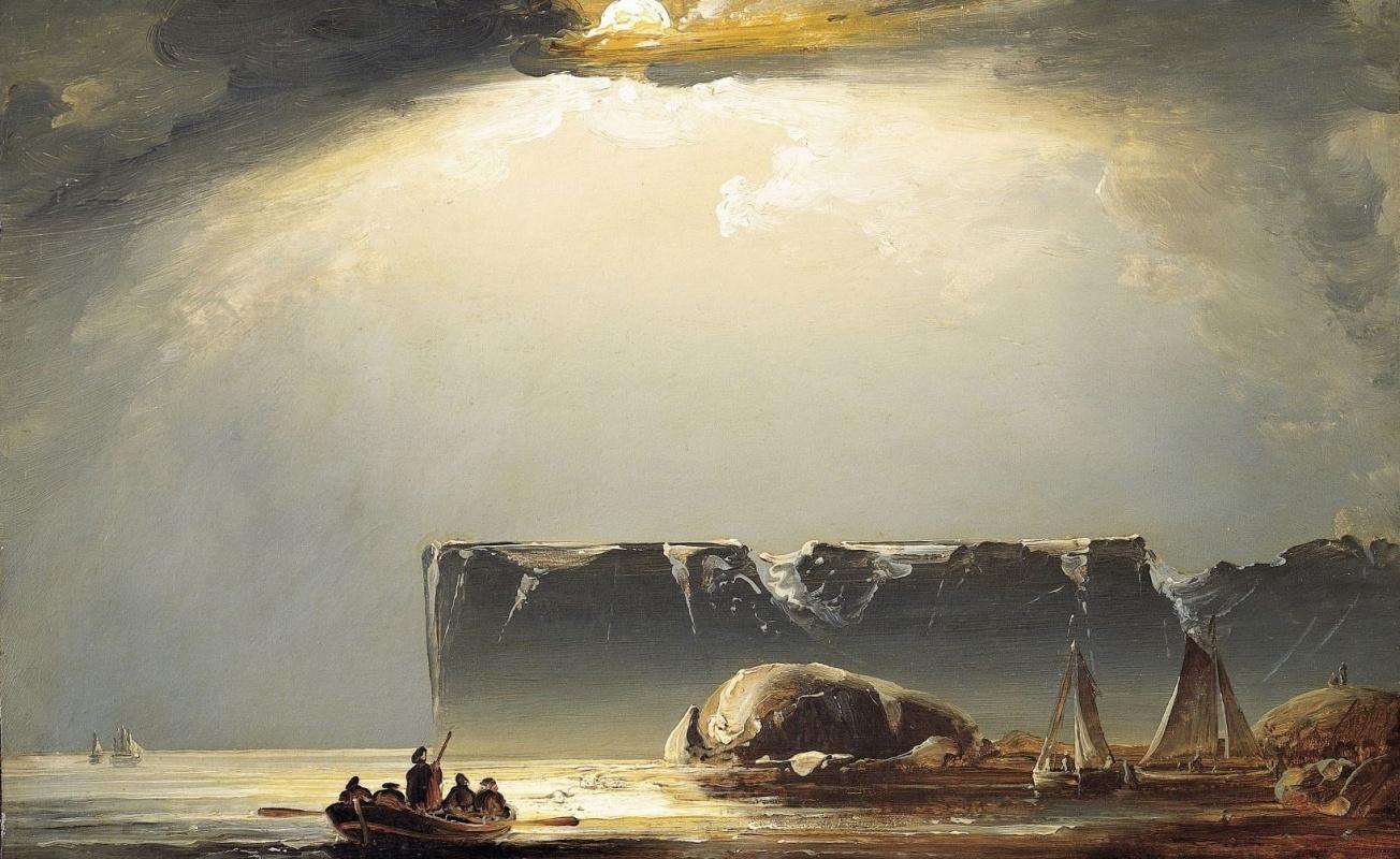 Суровый и романтичный: норвежец Педер Балке - на выставке в Лондоне