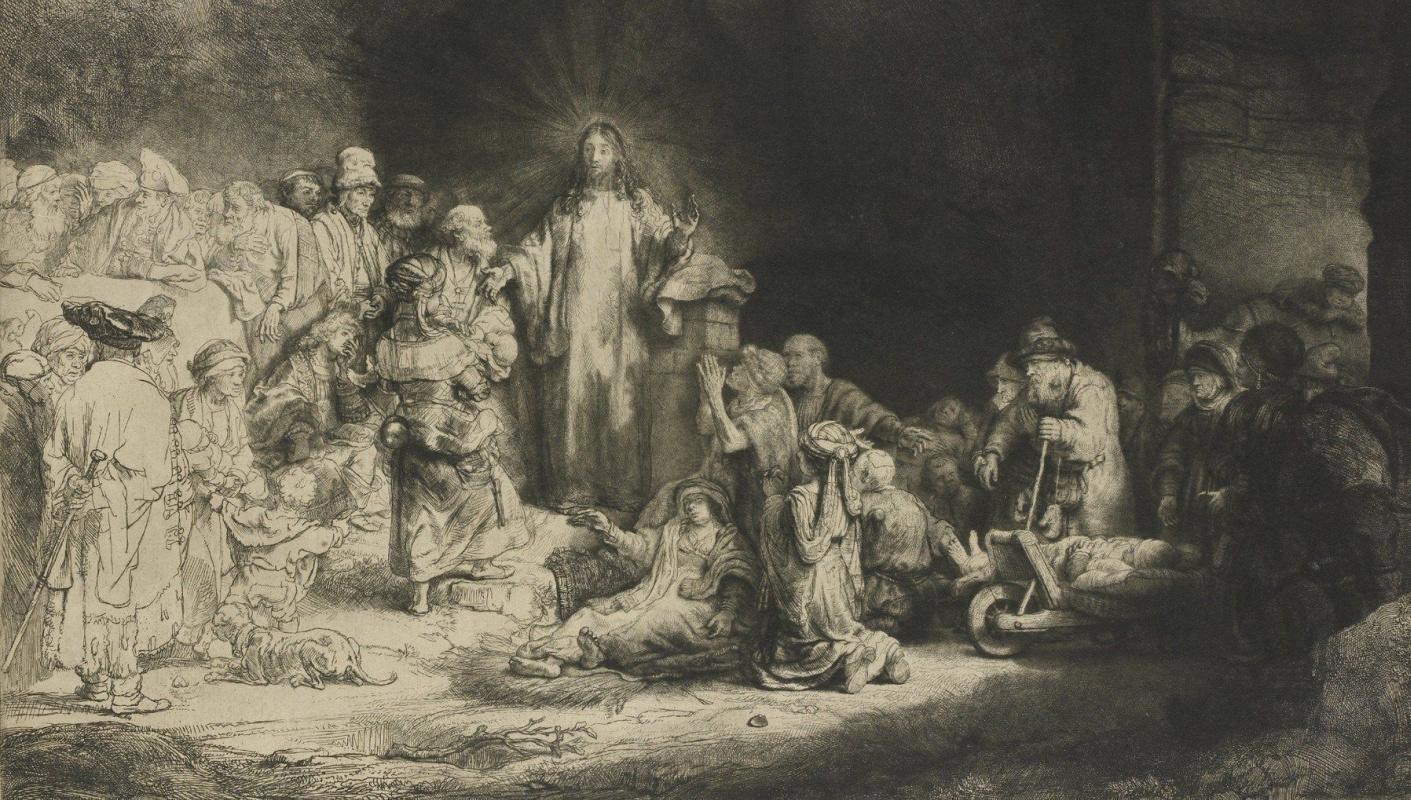 Рембрандт и японская бумага стали главными героями выставки в Амстердаме