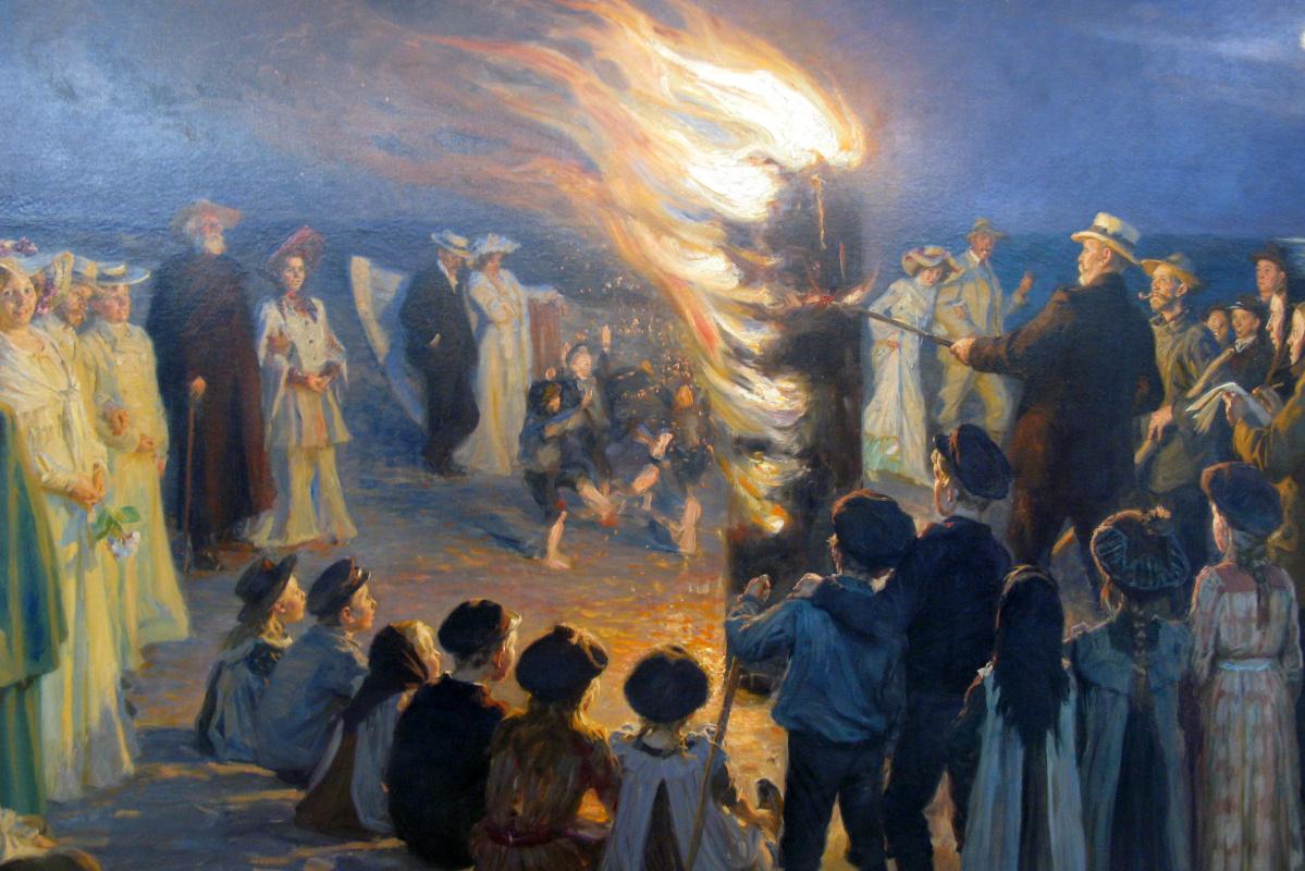Открываем датский импрессионизм: «Уважаемый  Анкер! Дорогой Крёйер!» - дружба и соперничество двух гигантов – на выставке в Аркене