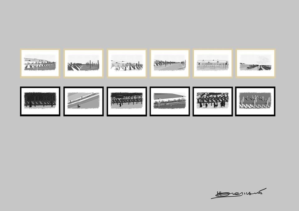 """""""Родина"""": мир войны и война миров - на выставке в Одессе"""