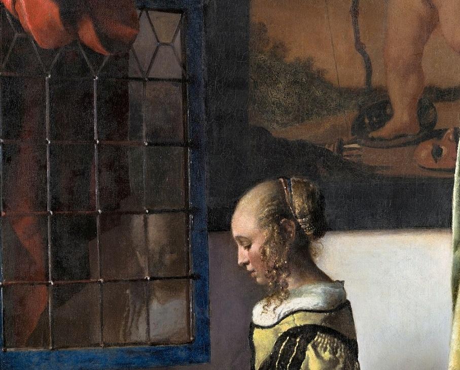 Реставрация знаменитой картины Вермеера завершилась. Она никогда не будет прежней