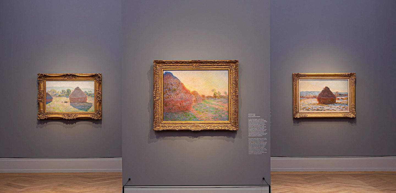 Самая дорогая картина Моне впервые с 1945 года предстала на выставке
