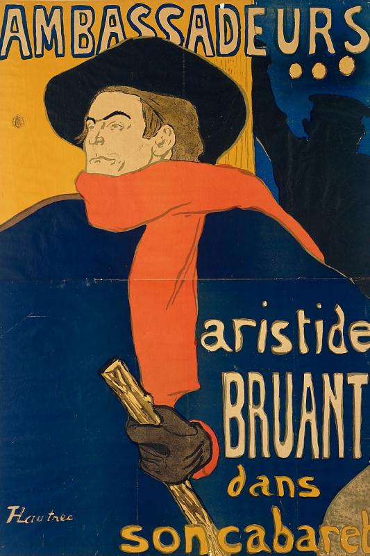 Эмоционально и правдиво о Париже: гравюры Дега, Лотрека и Домье в Национальной галерее Австралии