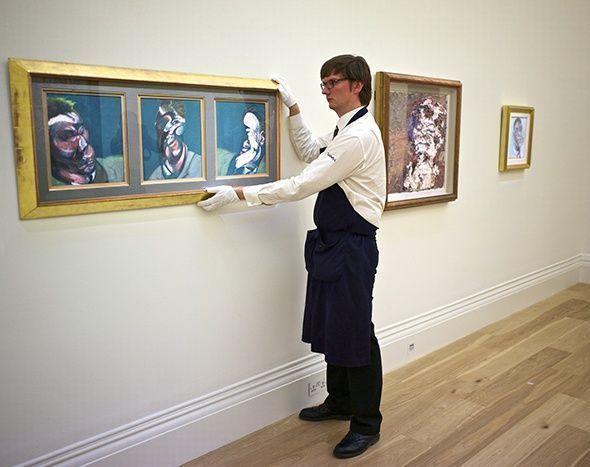 Они вернулись: Sotheby's выставляет на торги ранее пропавшие картины Бэкона