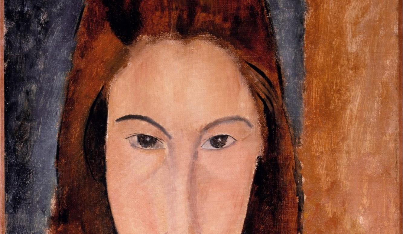 История любви в картинах. Амедео Модильяни и Жанна Эбютерн