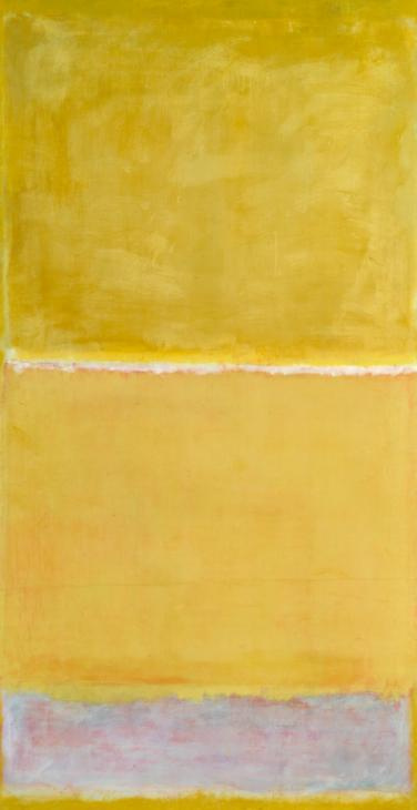 Like father, like son: Mark Rothko as a successor of Rembrandt, Monet, Matisse and other great artists