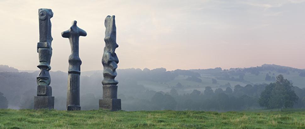 5 знаменитых европейских парков скульптур: искусство в природе
