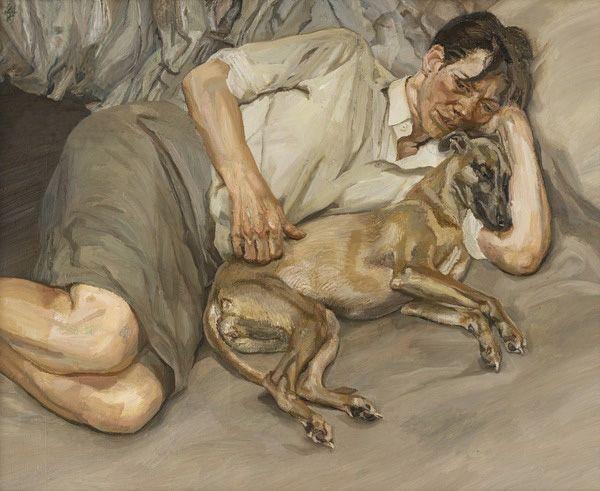 И выставка, и продажа: редкие работы Люсьена Фрейда можно увидеть в Дании и купить на Phillips