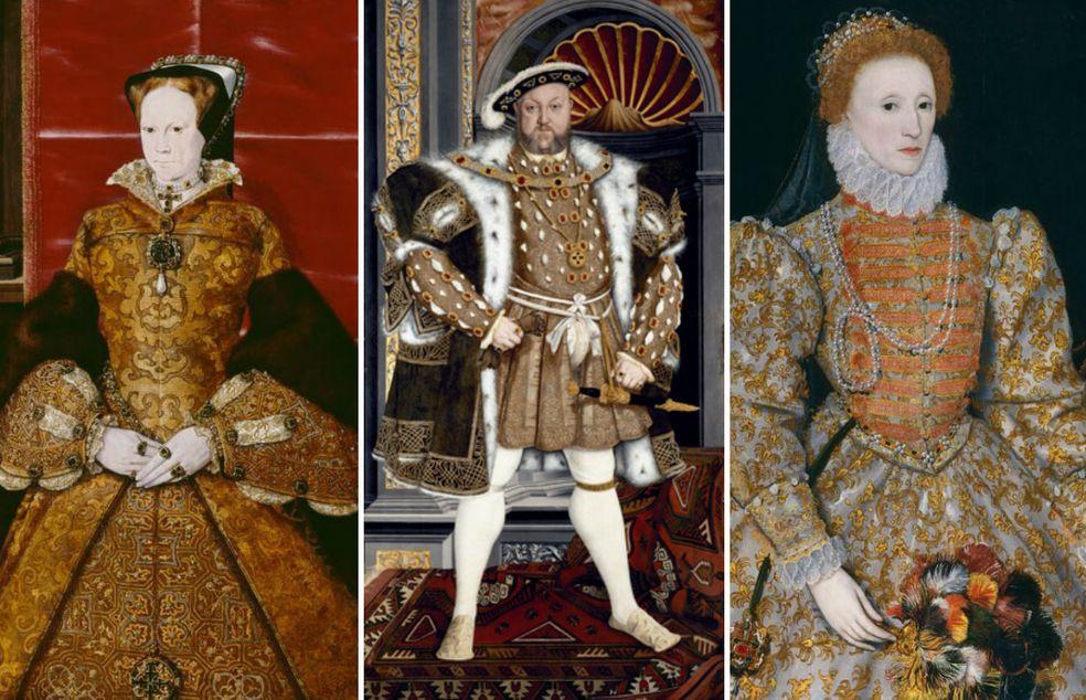 """Английские монархи нанесут визит в Париж: Музей в Люксембургском саду открывает выставку """"Тюдоры"""""""