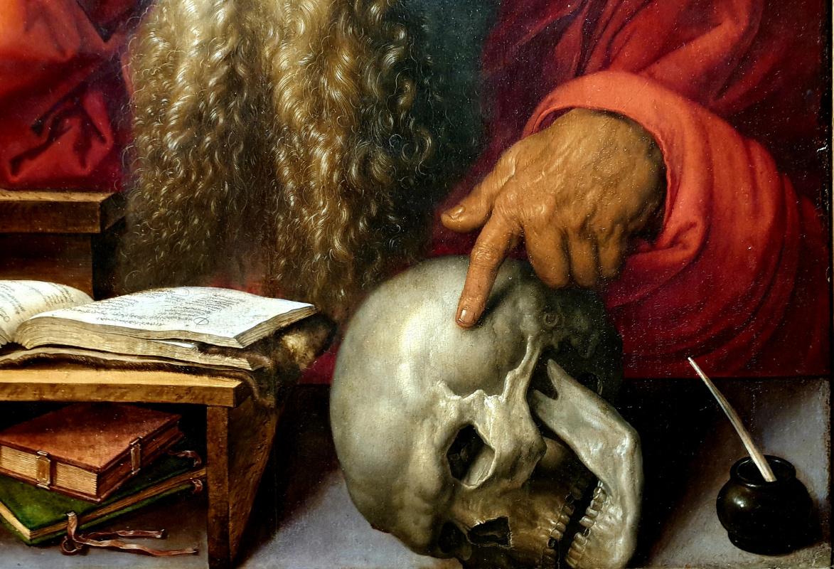 Photo from the exhibition ofworks byAlbrecht Dürer inVienna. Photo byNatalia Arnaut.