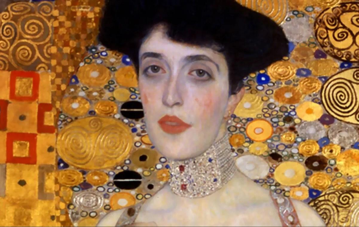 «Золотая Адель» – загадочная муза Густава Климта