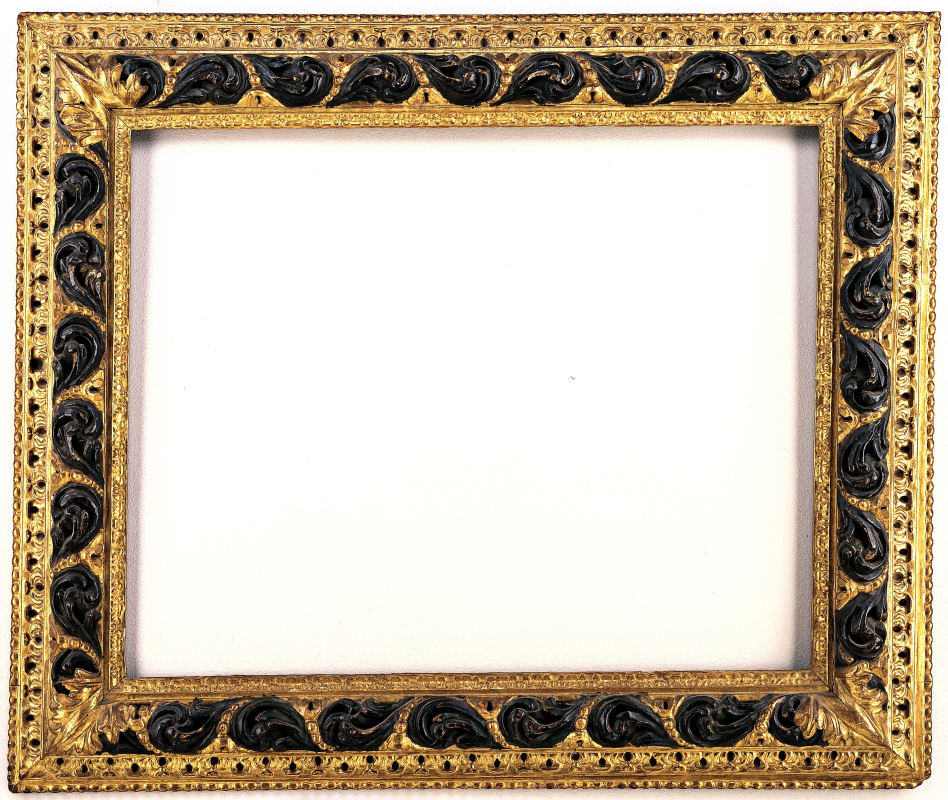 Carved frame. Venice, late 16th century