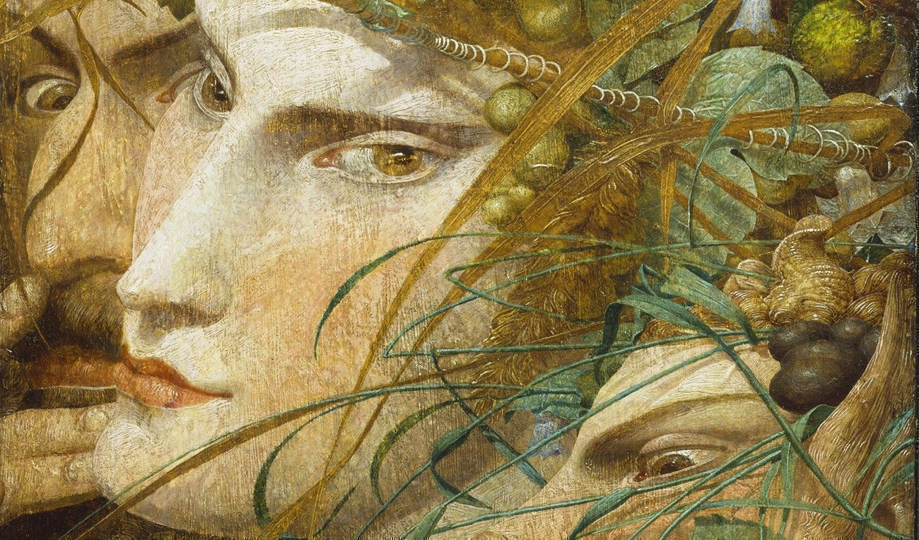 Поразительное «Искусство Бедлама: Ричард Дадд»  в британской галерее Уотса: был ли безумен викторианский художник?