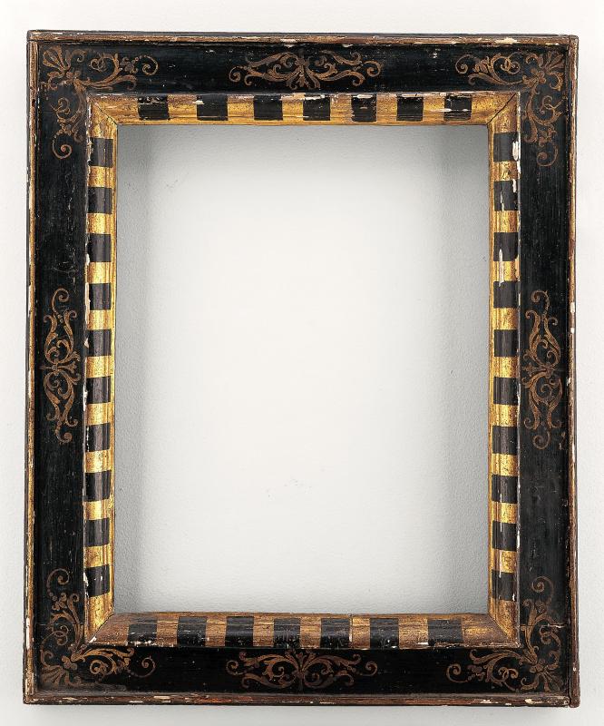 Cassette frame. Italy, Naples. Ca. 1640