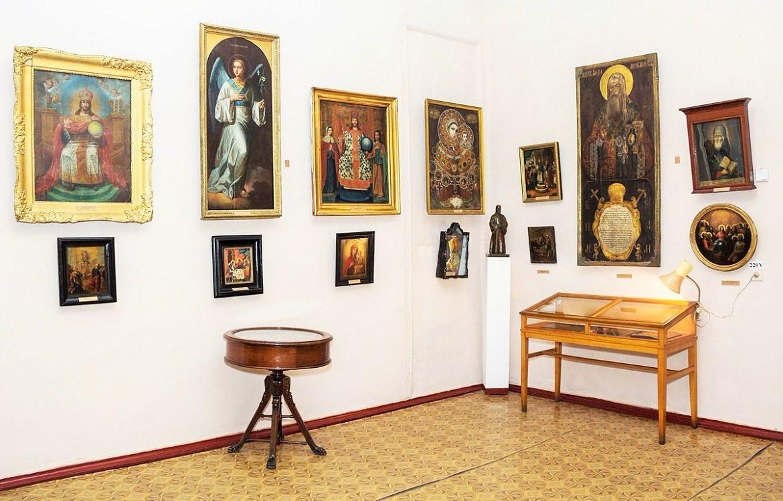 «Эрмитаж в глубинке». Сельский музей в украинской глубинке