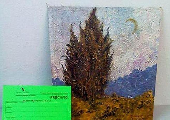 Картину Ван Гога, которую не видели 40 лет, нашла налоговая Испании
