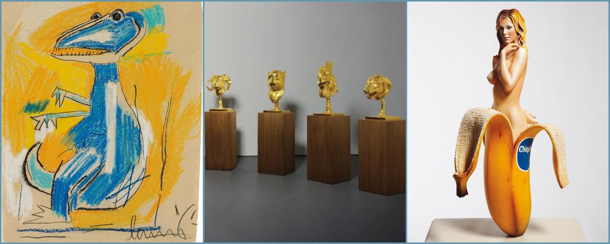 Февральский аукцион Современного искусства Phillips в Лондоне: украинский рекорд, Ай Вевей и $32,3 млн. за все