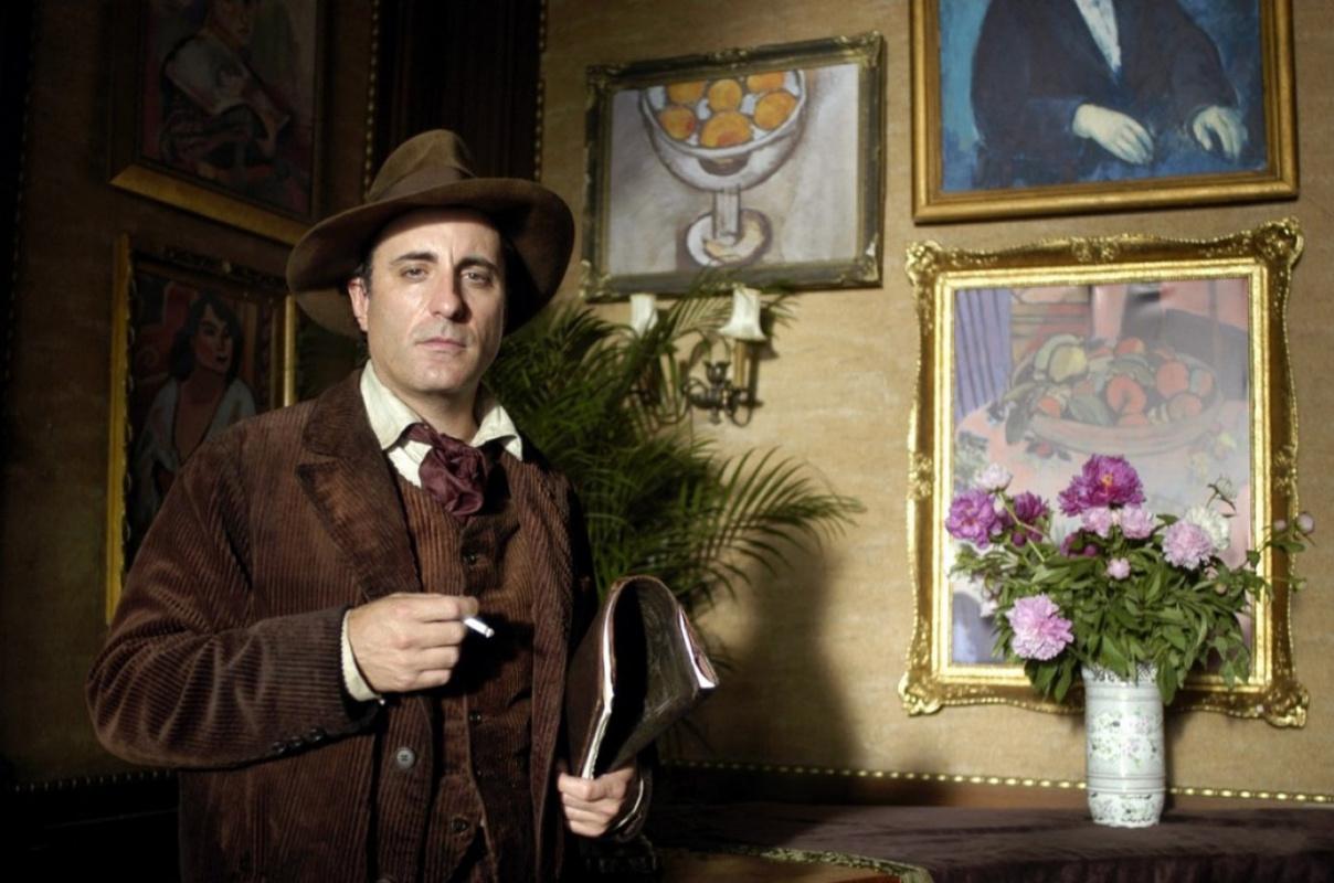 Modigliani: see Paris and die