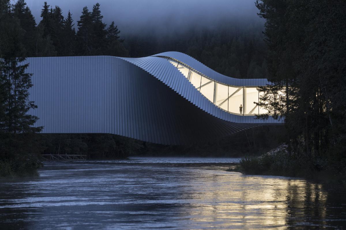 «Музейный Оскар» за лучшую архитектуру получила галерея из Норвегии