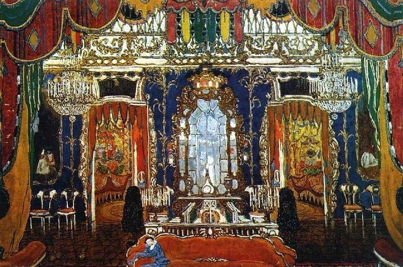 Серебрякова, Добров, Головин – краски весны в Третьяковской галерее.
